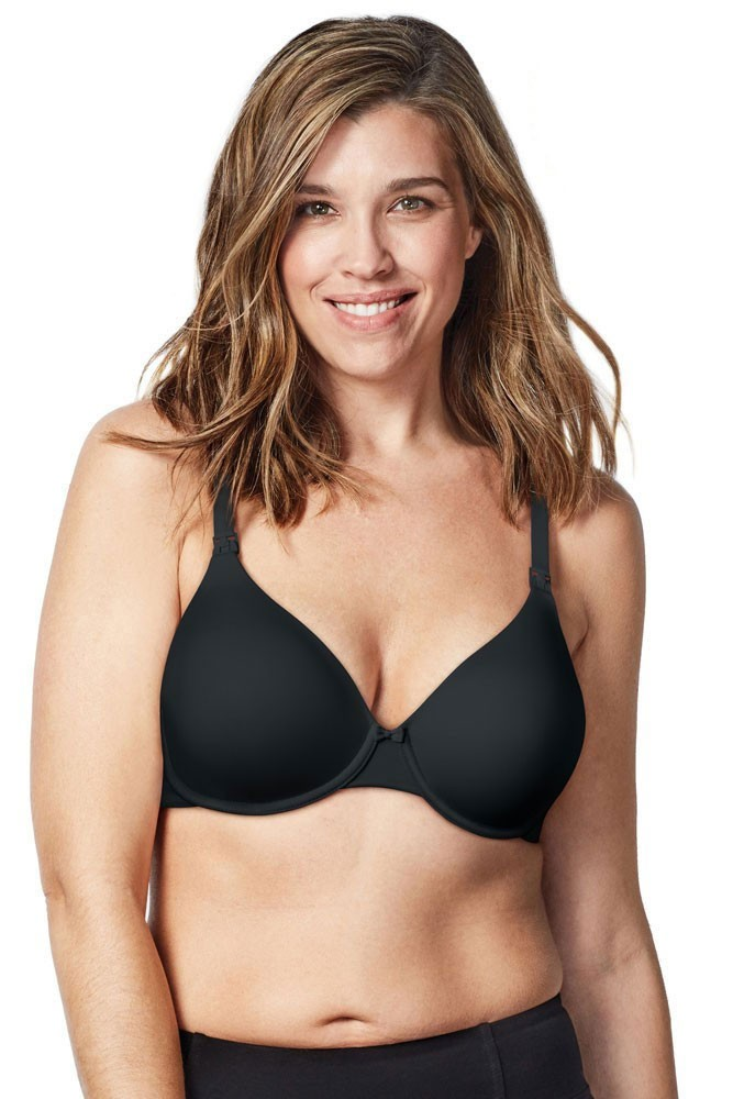 Bravado Designs Belle Underwire Nursing Bra (Black)