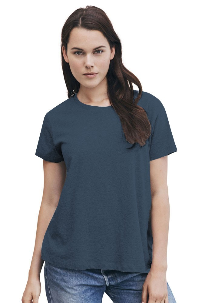 The-Shirt Organic Nursing Tee by Boob Design (Saragasso)