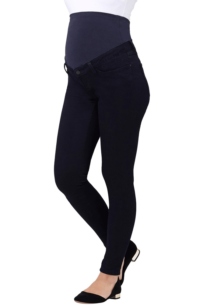a45010adff59d Rebel Maternity Jegging in Midnight Blue by Ripe Maternity