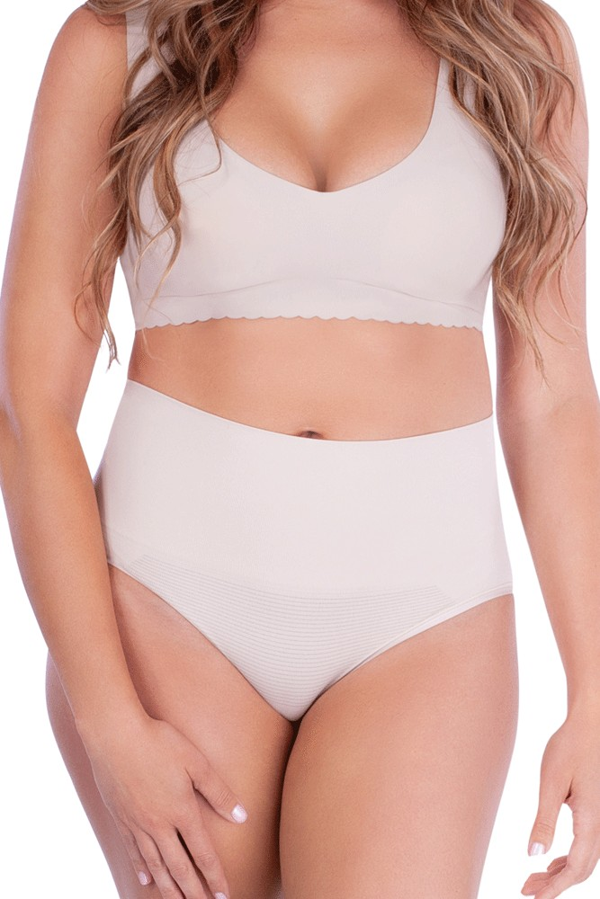 C-Section Recovery Briefs by Belly Bandit® (Nude)
