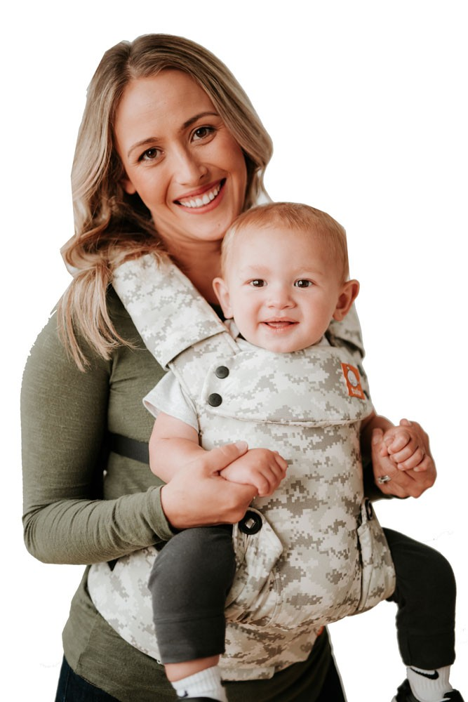Baby Tula Explore 6-in-1 Baby & Toddler Carrier (7-45 lbs ) (Alpha)