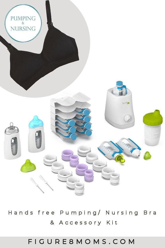 BeliBea Nourish Nursing /& Handsfree Pump Cami by